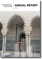 Frontpage annual report 2020 - Kings grave, Morocco